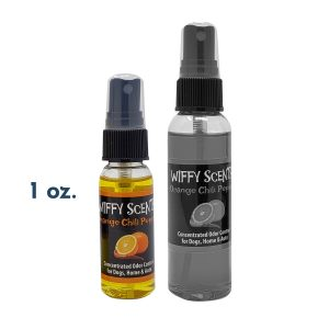 1 oz. Orange Chili Pepper Scented Fragrance Spray for Dogs, Home, and Auto