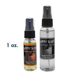 1 oz. Orange Sorbet Scented Fragrance Spray for Dogs, Home, and Auto