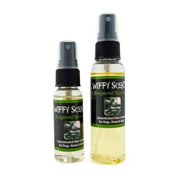 Sugared Spruce Scented Fragrance Spray for Dogs, Home, and Auto